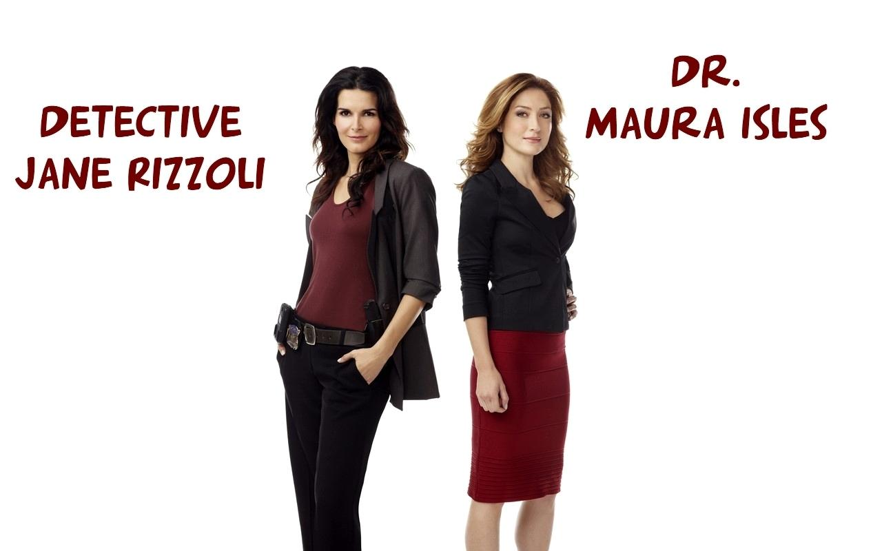 Rizzoli & Isles To End After Seventh Season - Cancellations